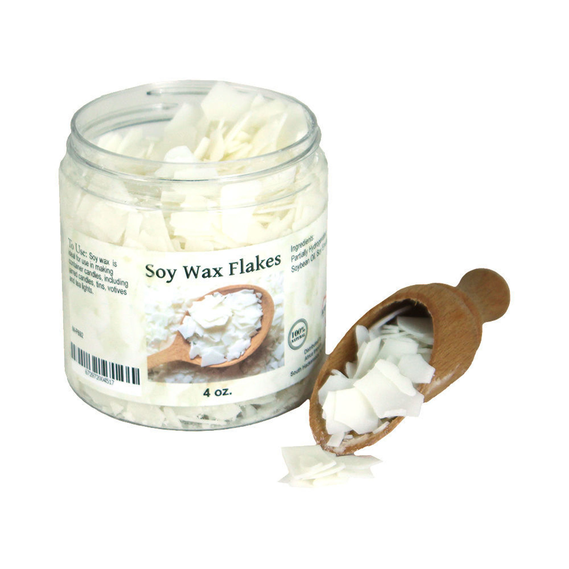 Picture of Soy Wax Flakes - 4 oz.