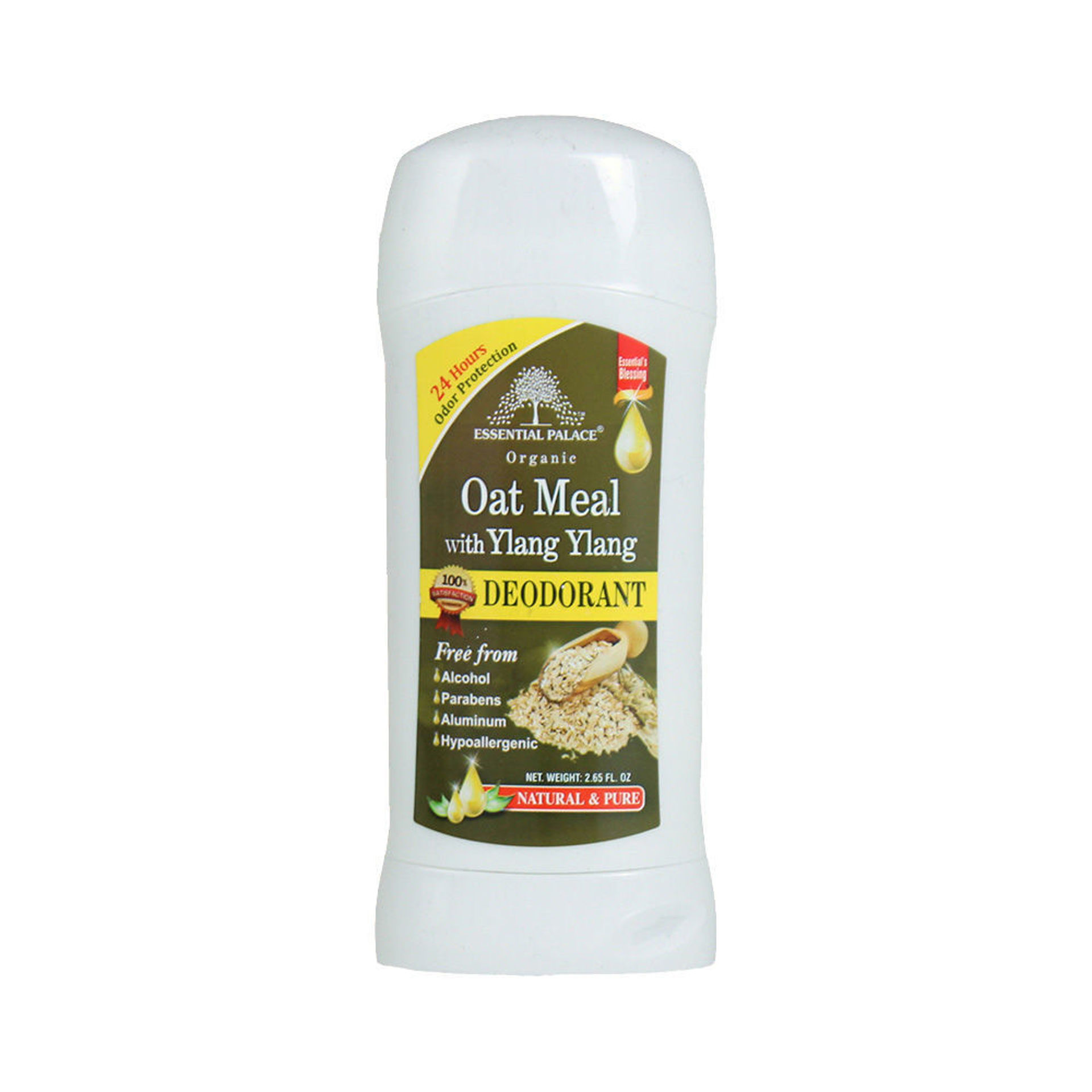 Picture of Oat Meal & Ylang Ylang Deodorant