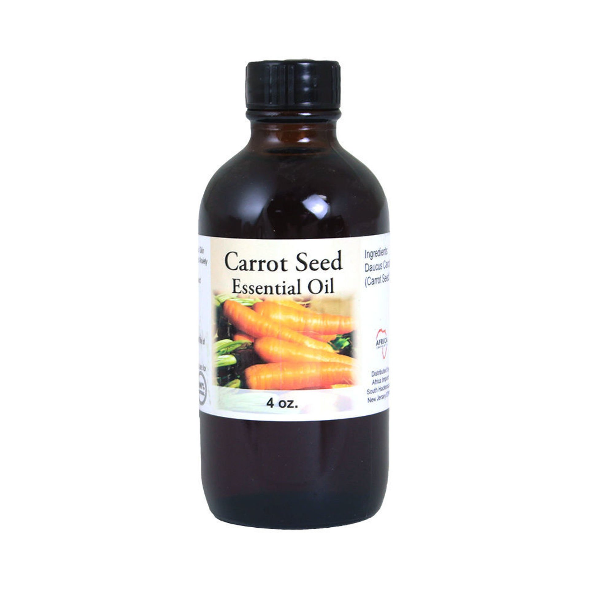 Picture of Carrot Seed Essential Oil - 4 oz.