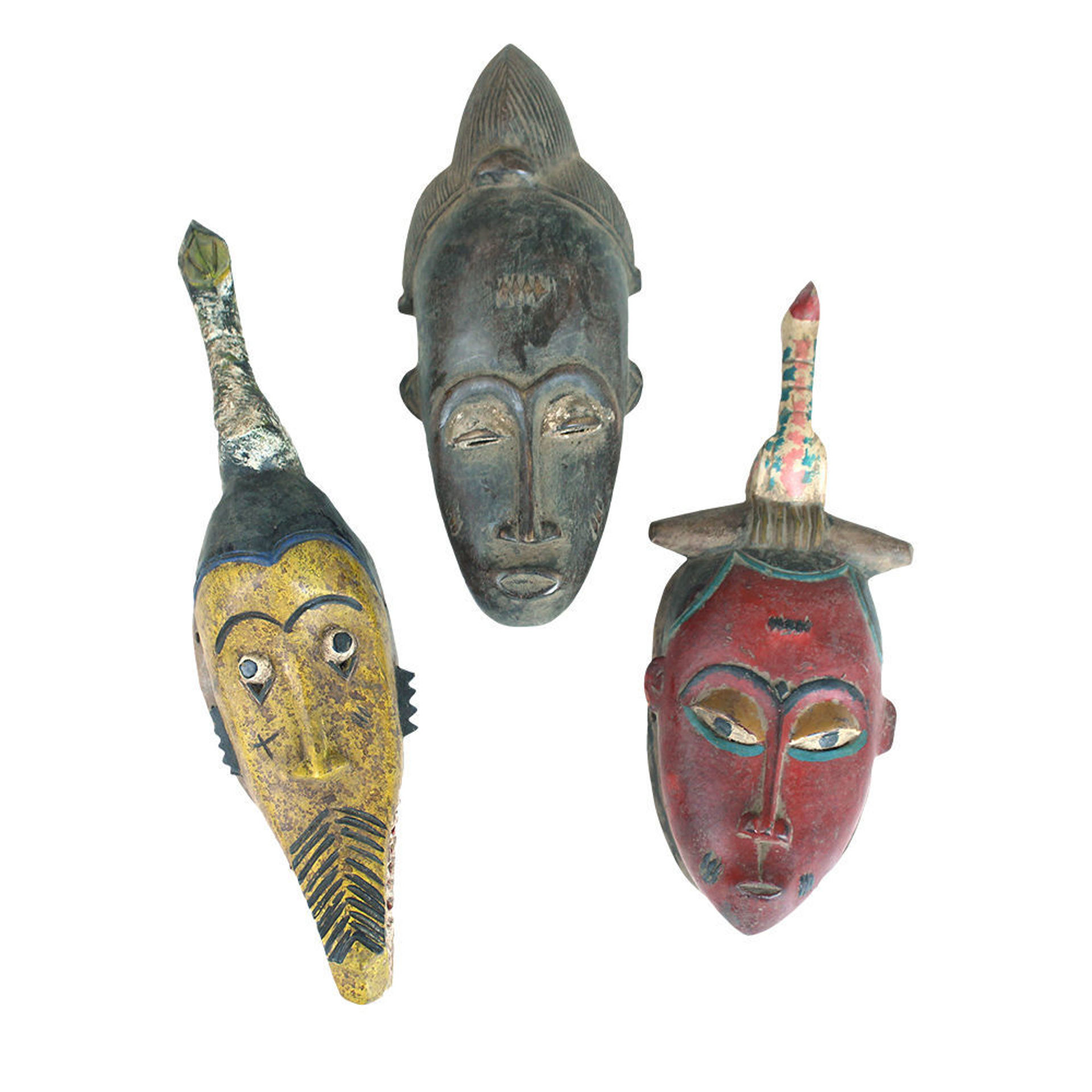 Picture of Baoule Mask