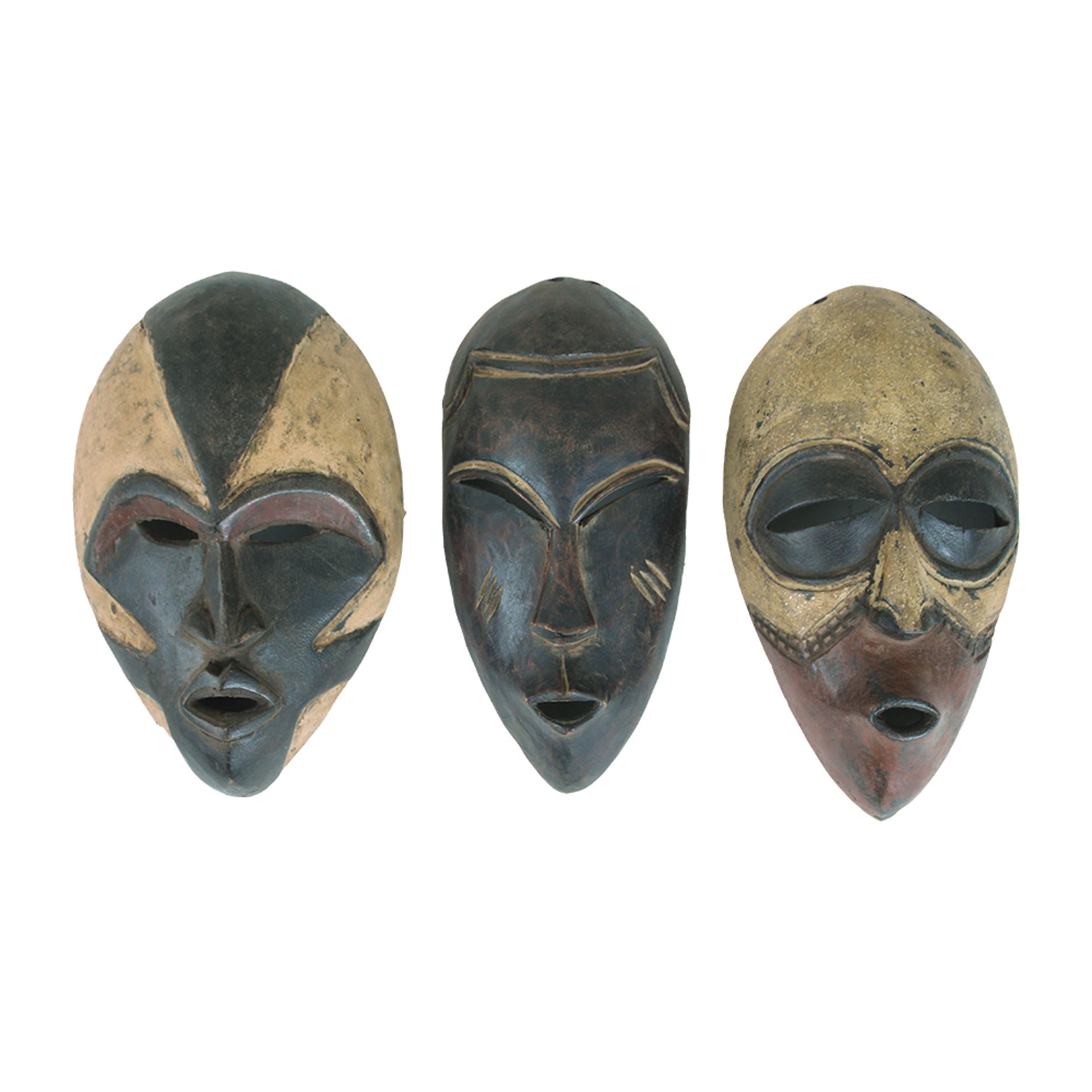 Picture of Congolese Lele Mask