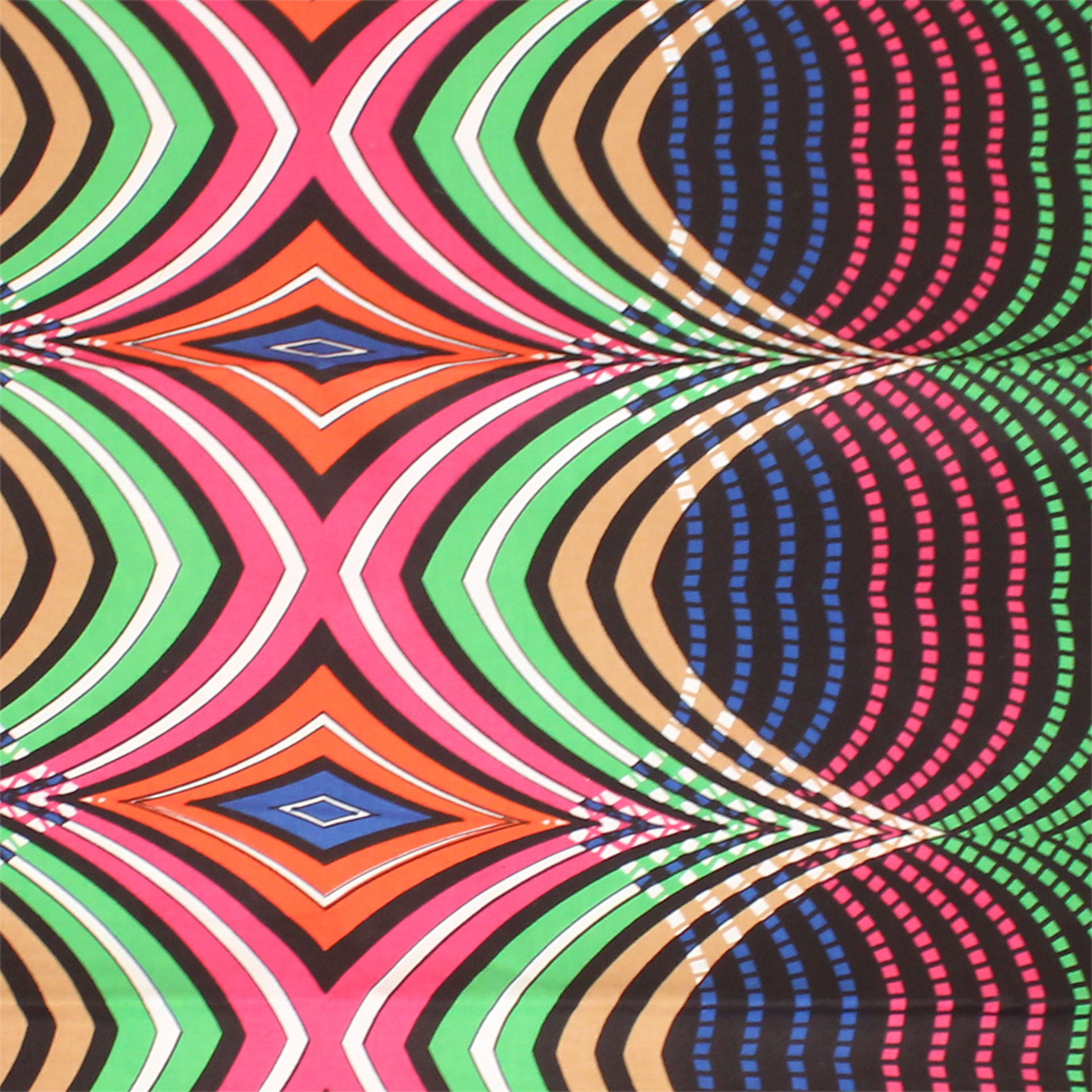 Picture of Diamond Waves Fabric
