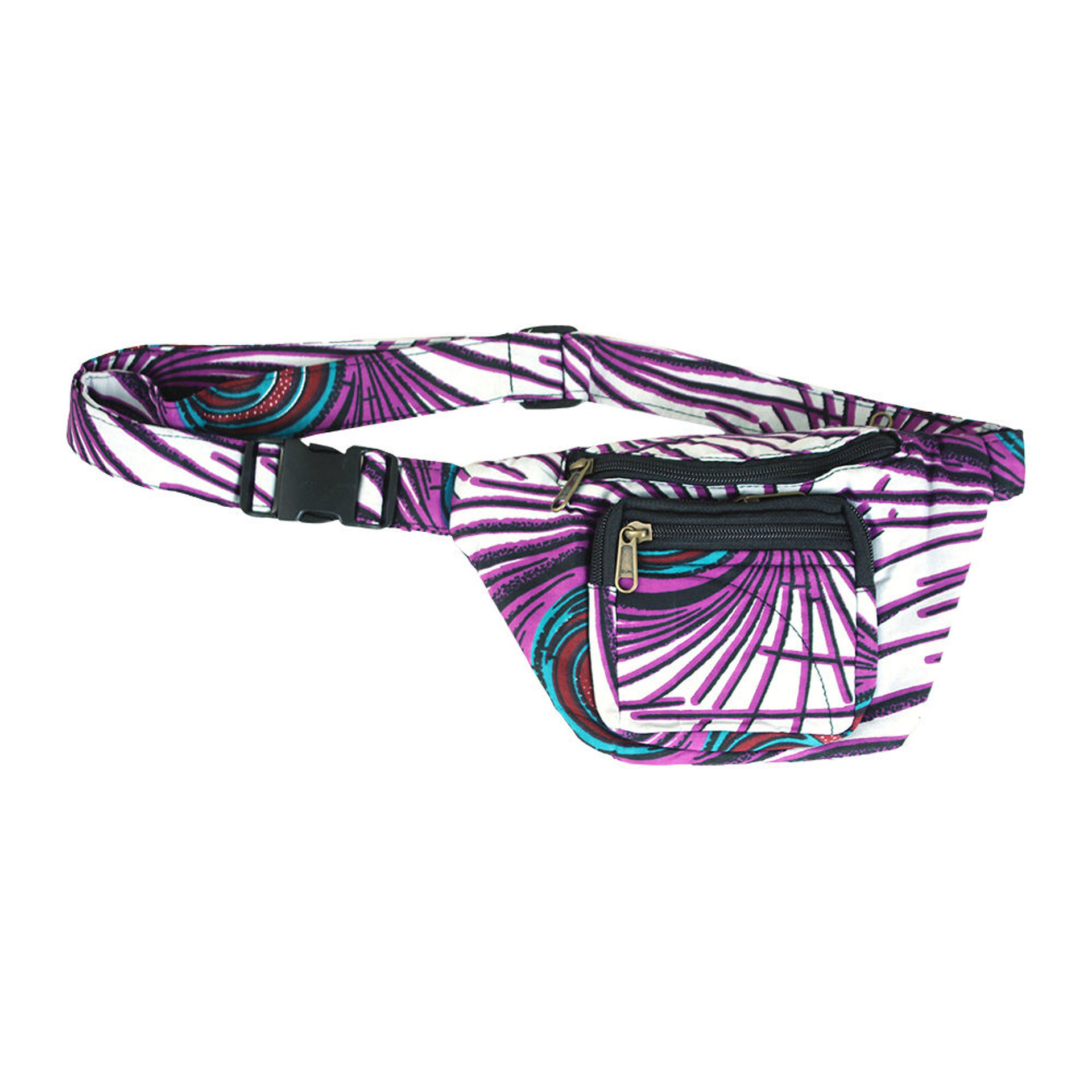 Picture of African Print Fanny Pack - ASSORTED
