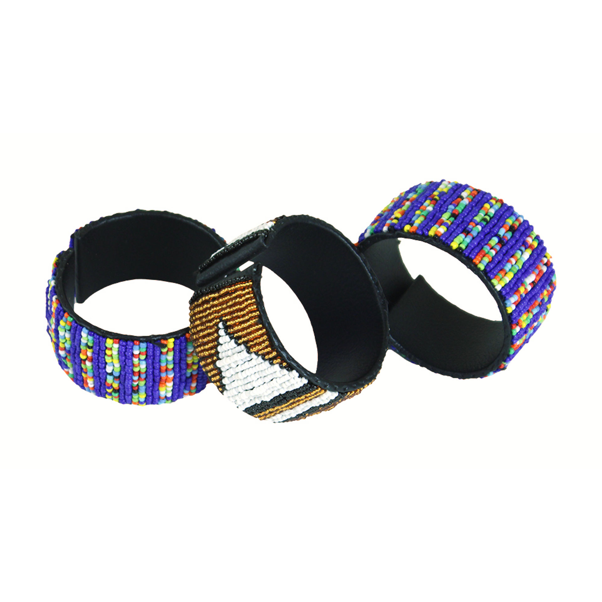 Picture of Kenyan Beaded Cuff - ASSORTED