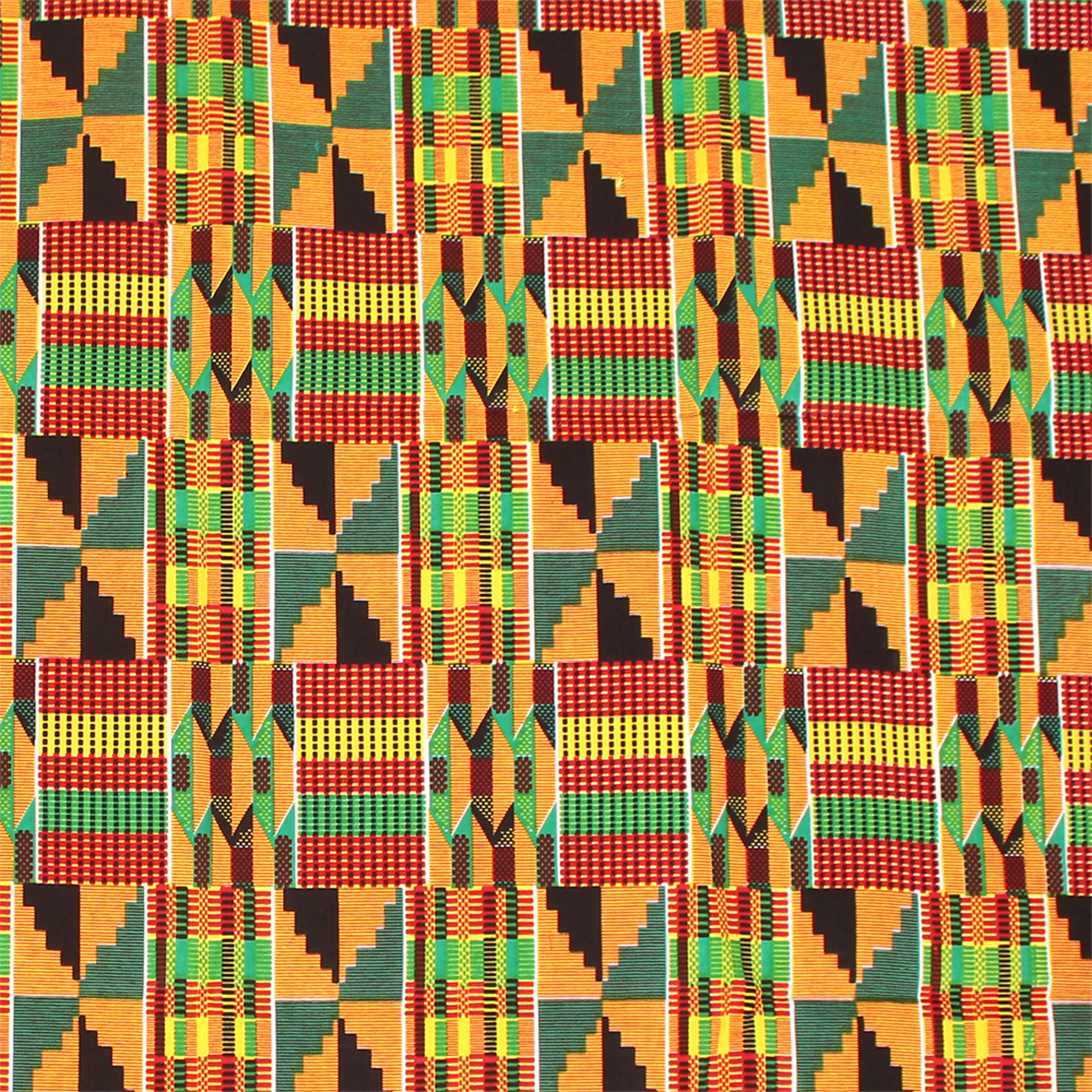 Picture of Kente #2 Fabric