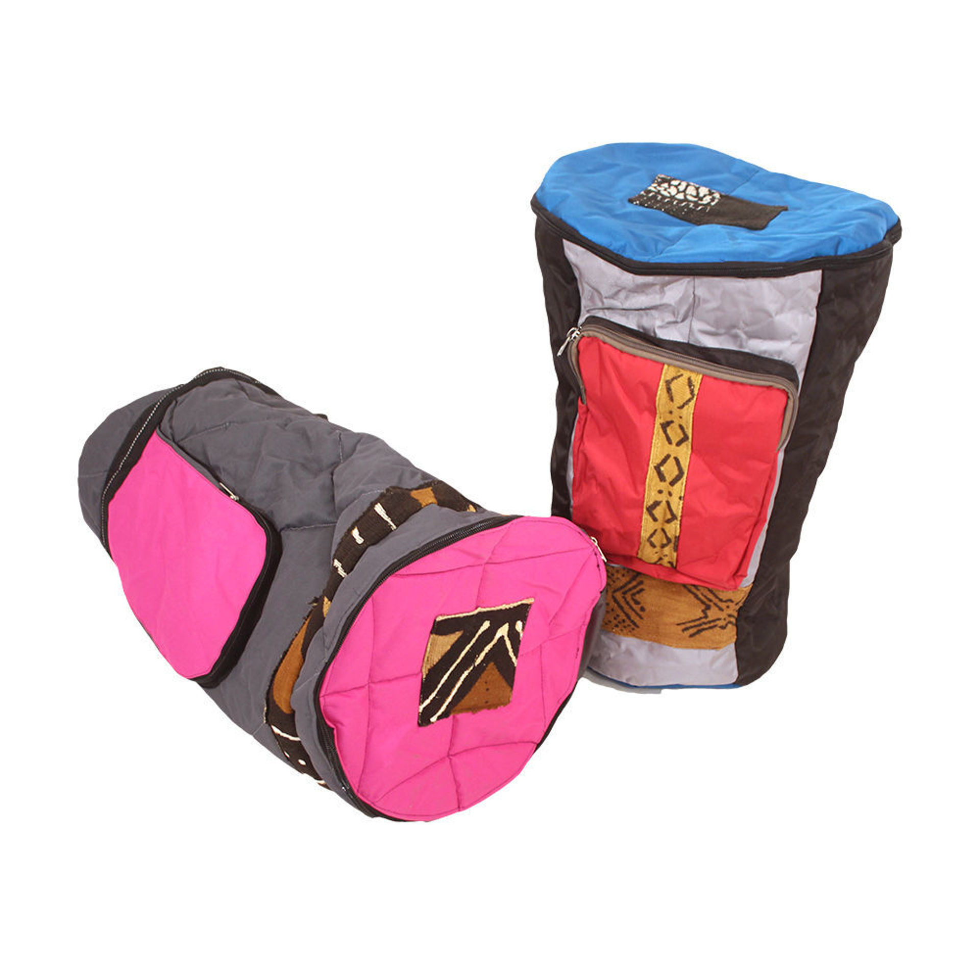 Picture of Bright Color D'Jembe Drum Bag
