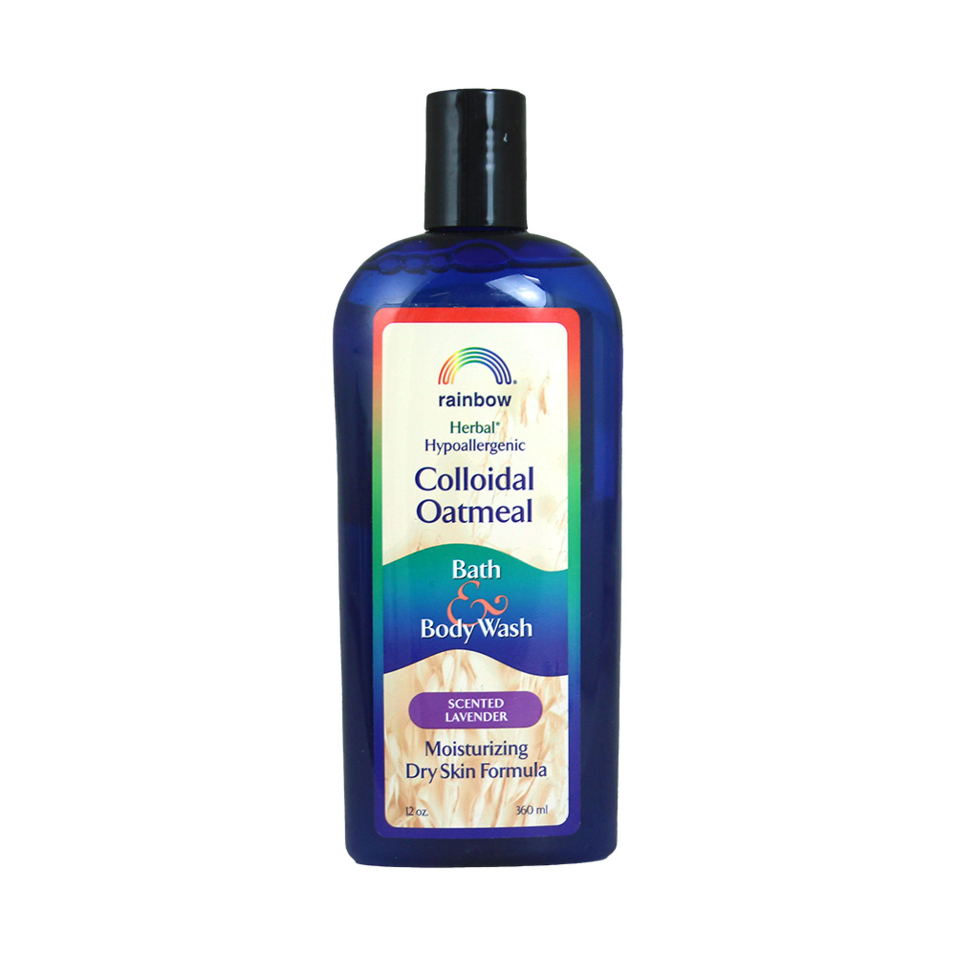 Picture of Lavender Oatmeal Body Wash - 12 oz.