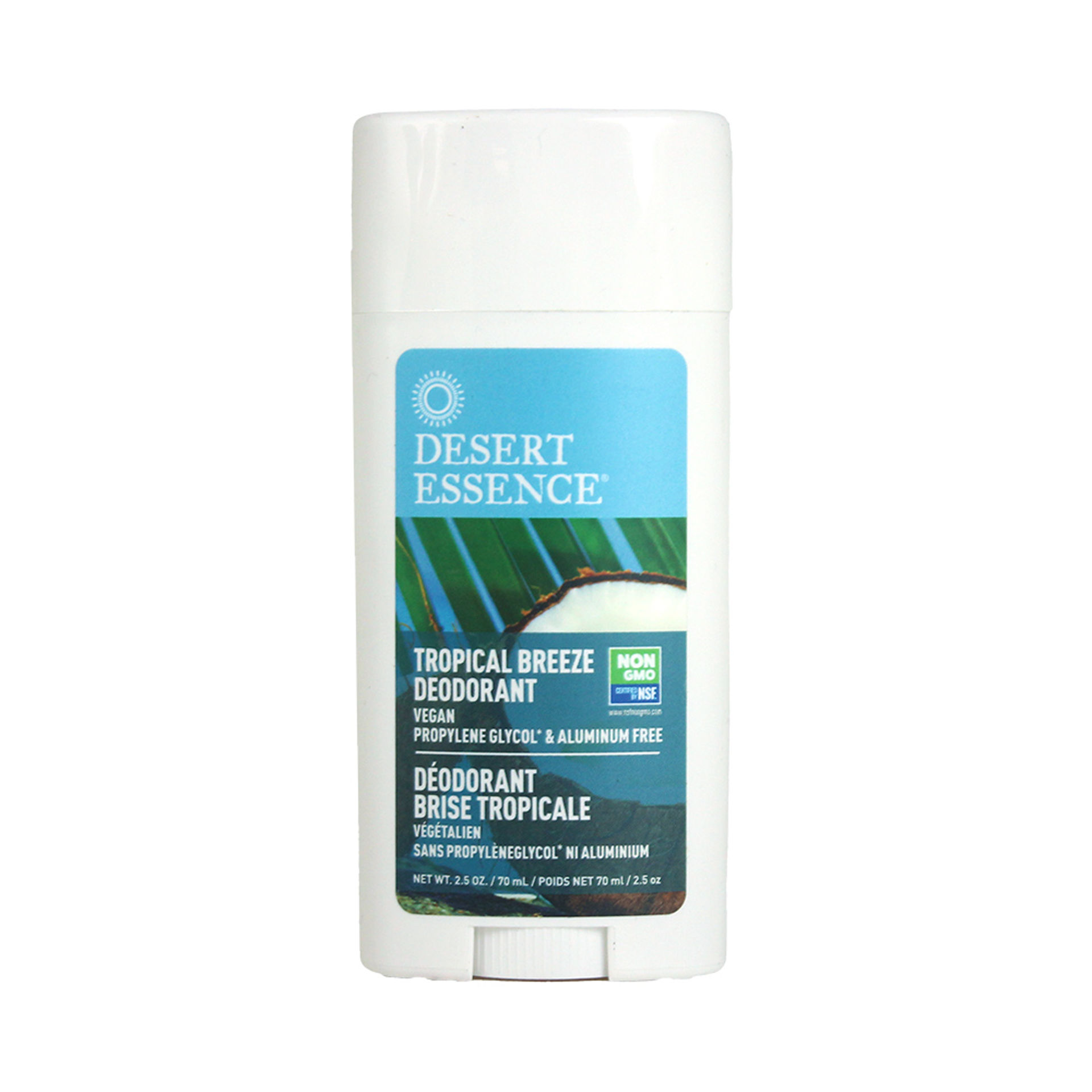 Picture of Desert Essence Deodorant Tropical Breeze
