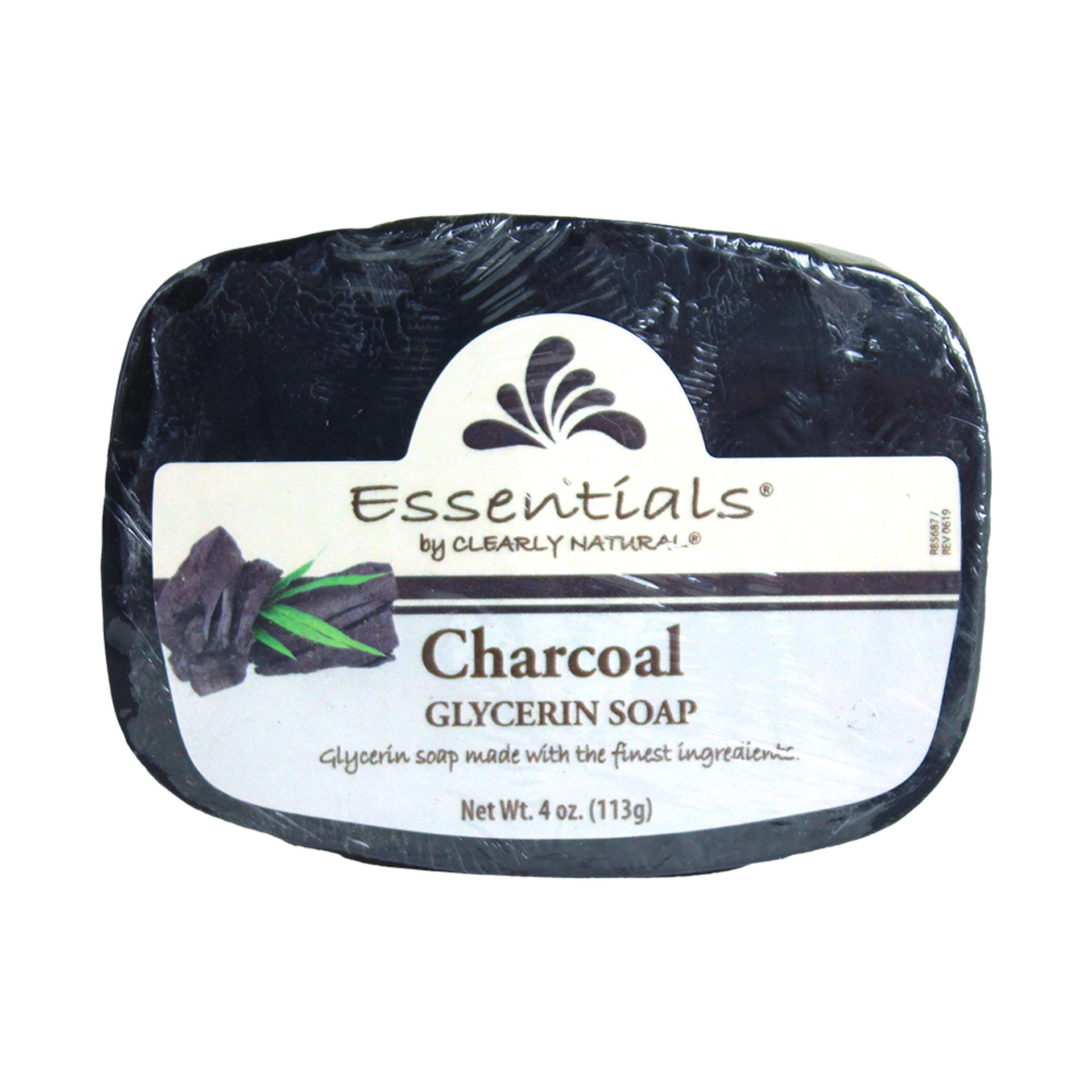 Picture of Clearly Natural Charcoal Soap - 4 oz.