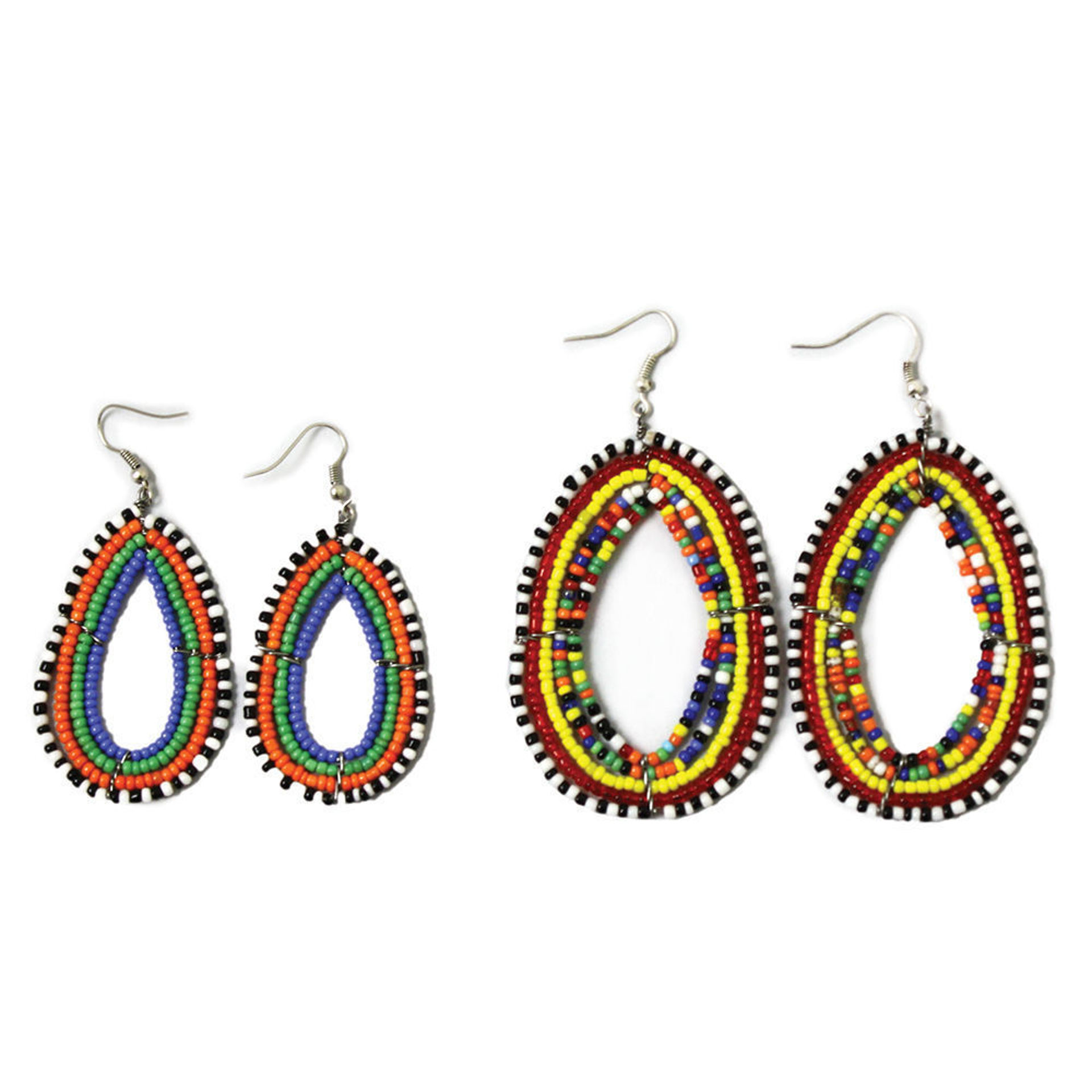 Picture of Maasai Beaded Earrings