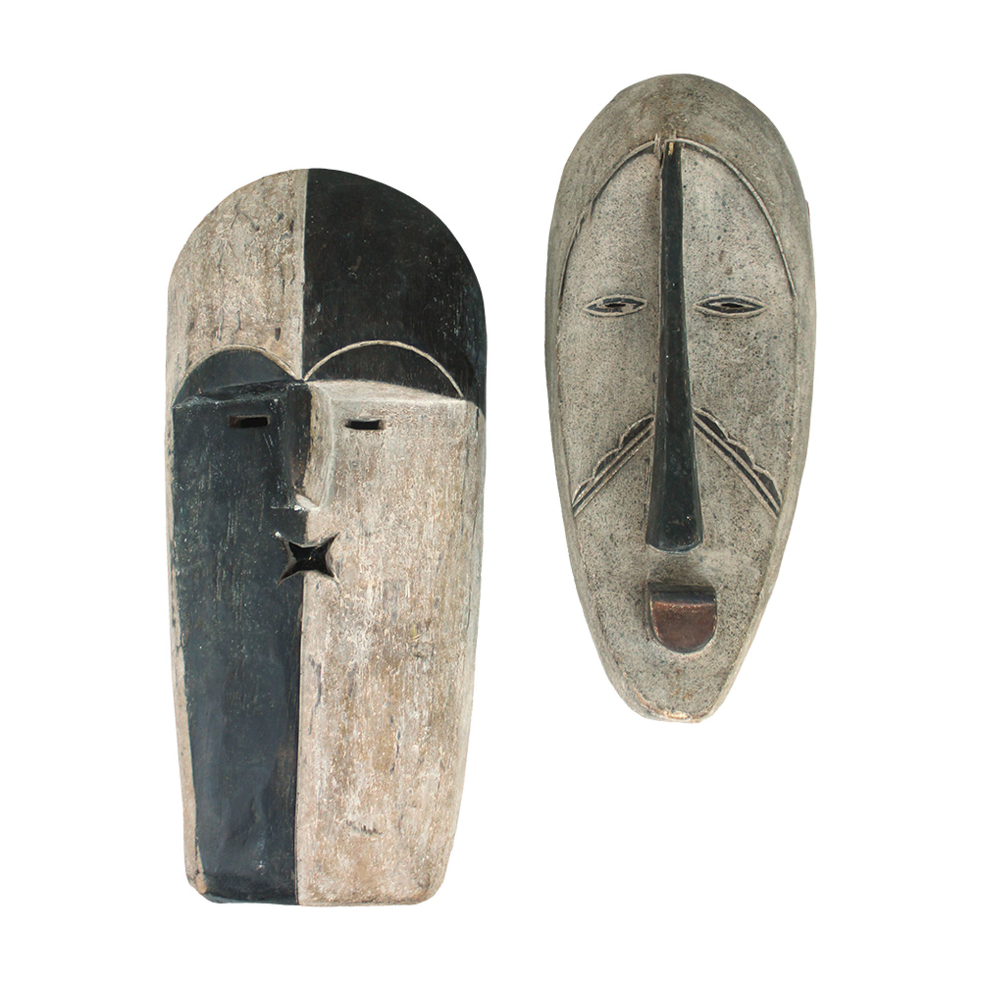 Picture of Gabonese Kohele Mask