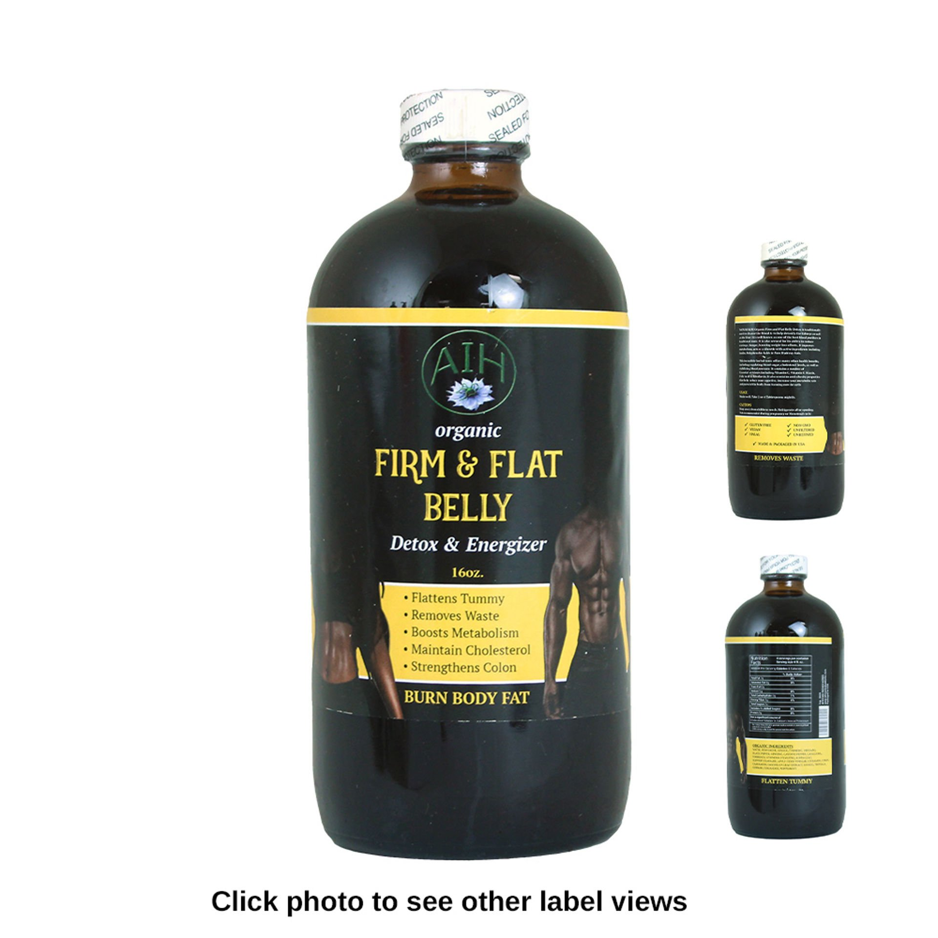 Picture of AIH Firm & Flat Belly - 16 oz.