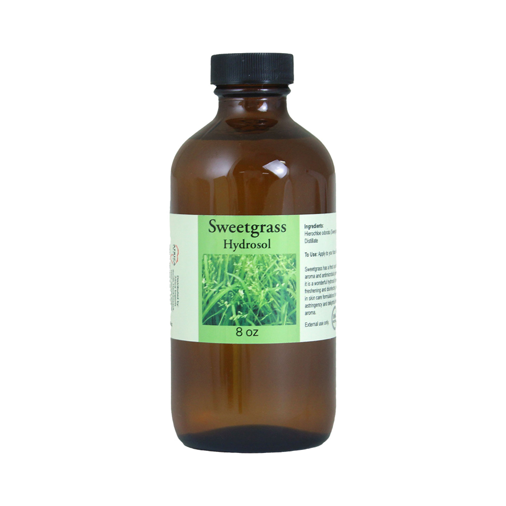 Picture of Sweetgrass Hydrosol - 8 oz.