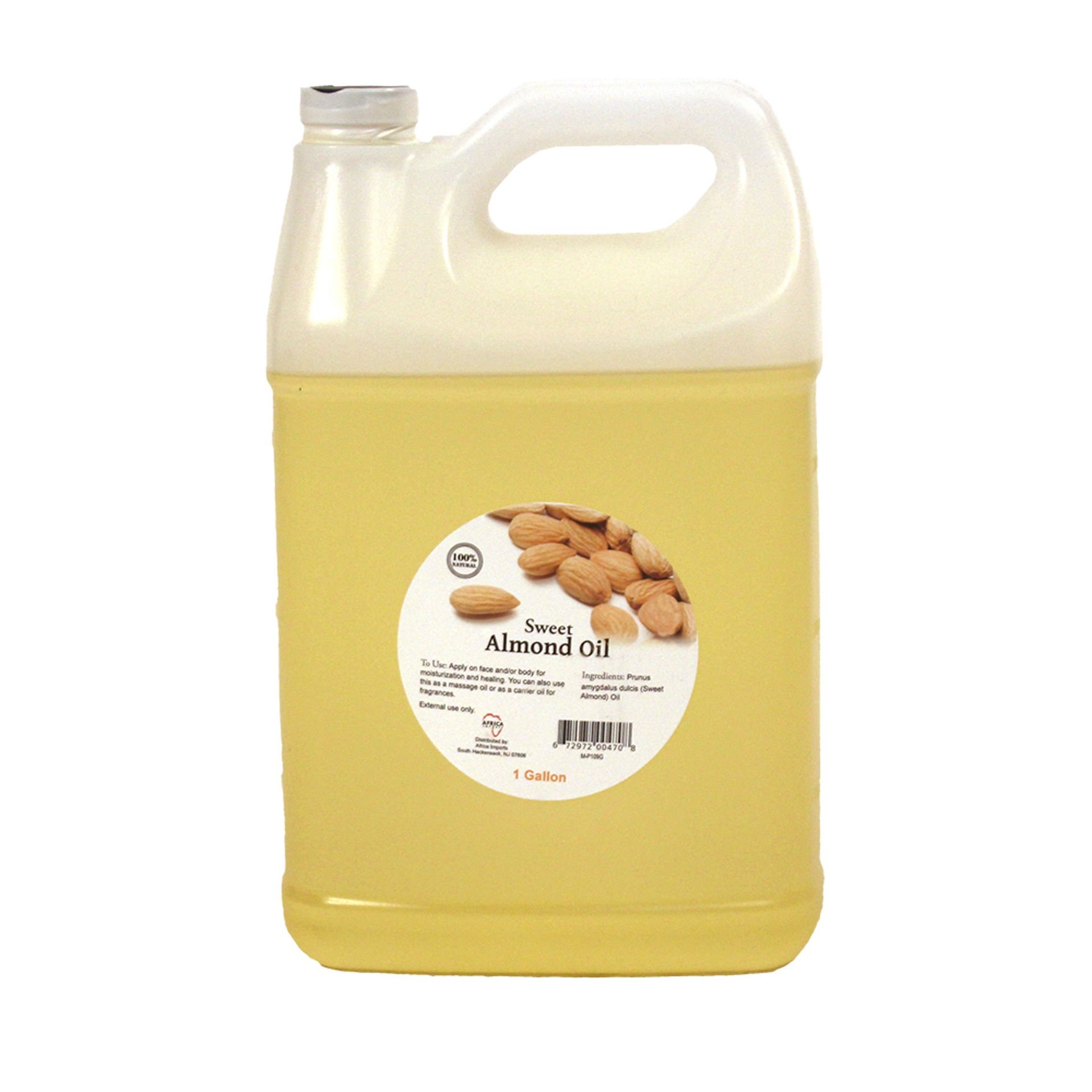 Picture of Sweet Almond Oil - 1 Gallon