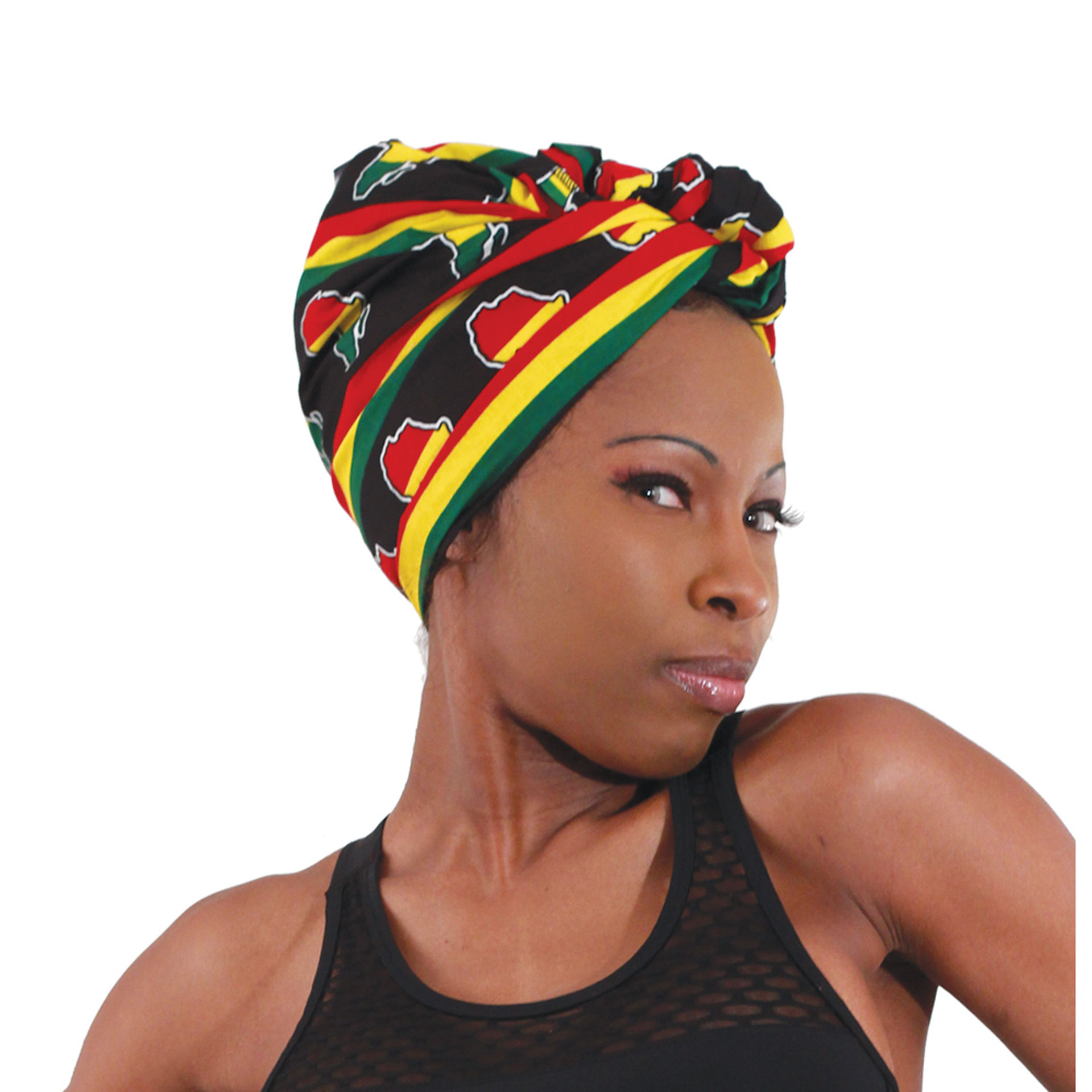Picture of Pan African Head Wrap