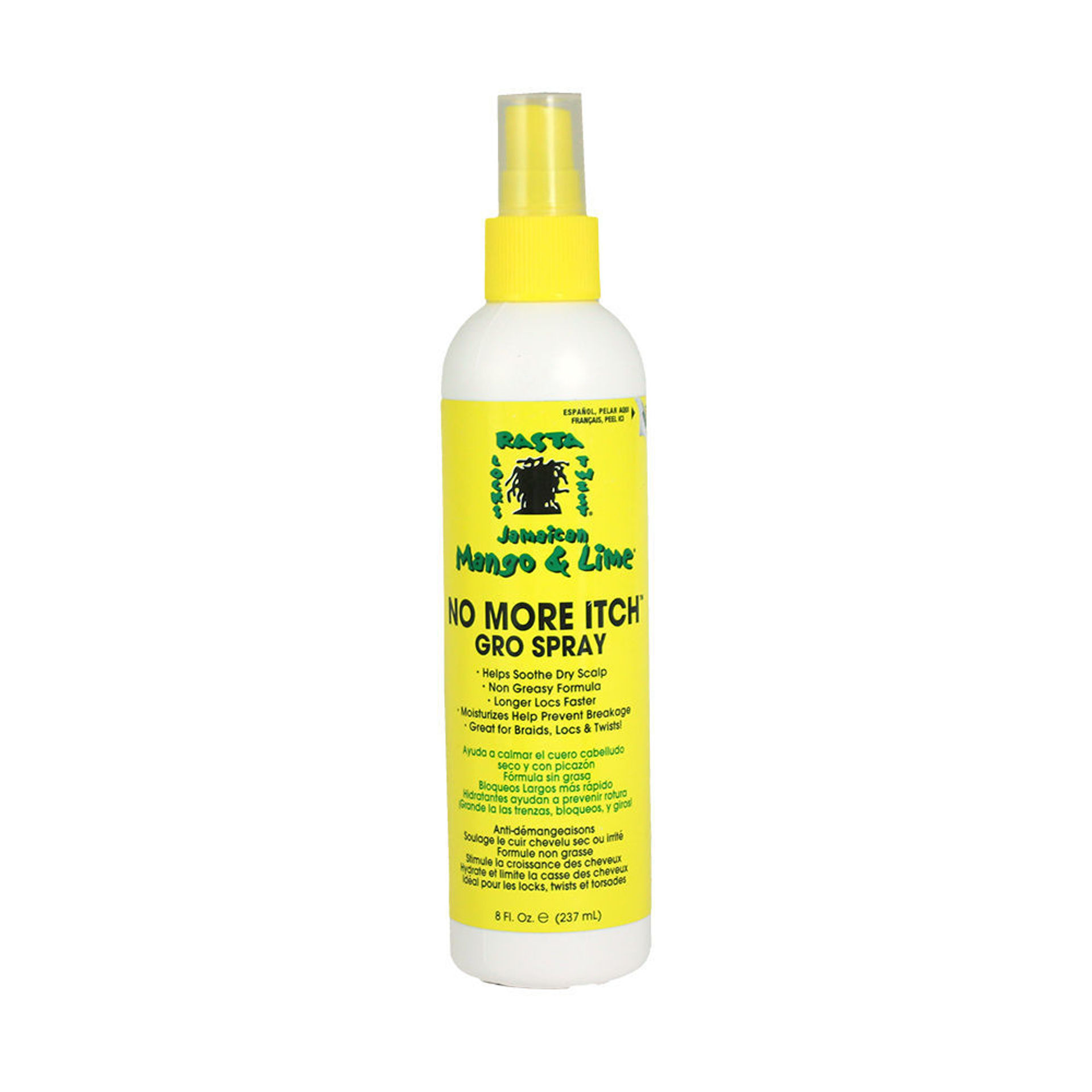 Picture of Jamaican Mango & Lime No More Itch Spray