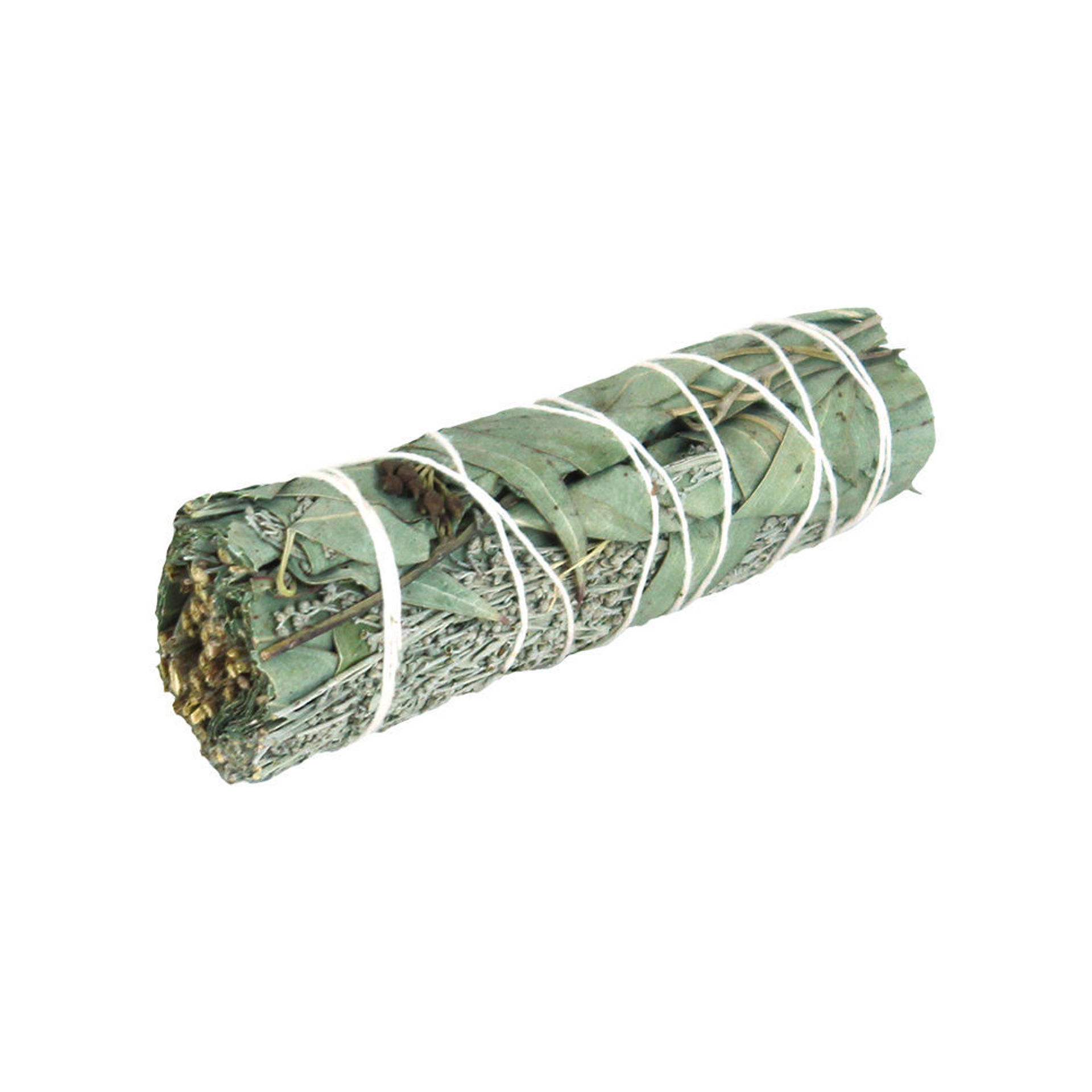Picture of Blue Sage & Eucalyptus Smudge Stick