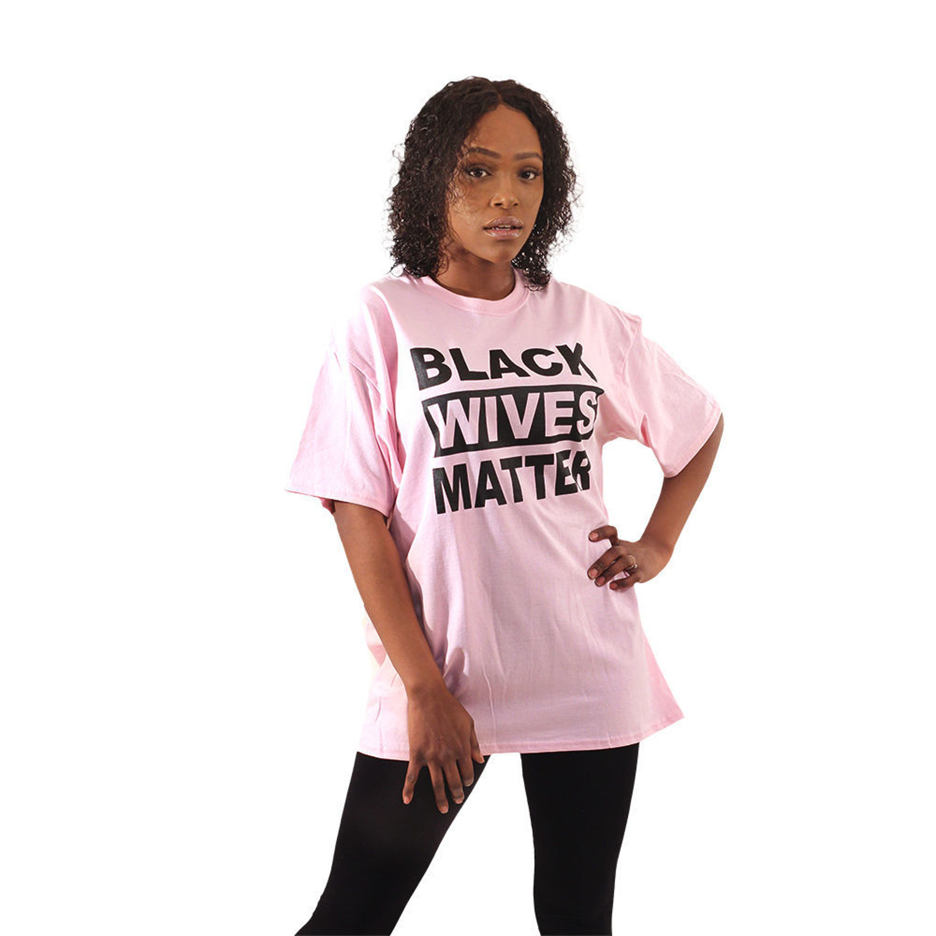 Picture of Black Wives Matter T-Shirt