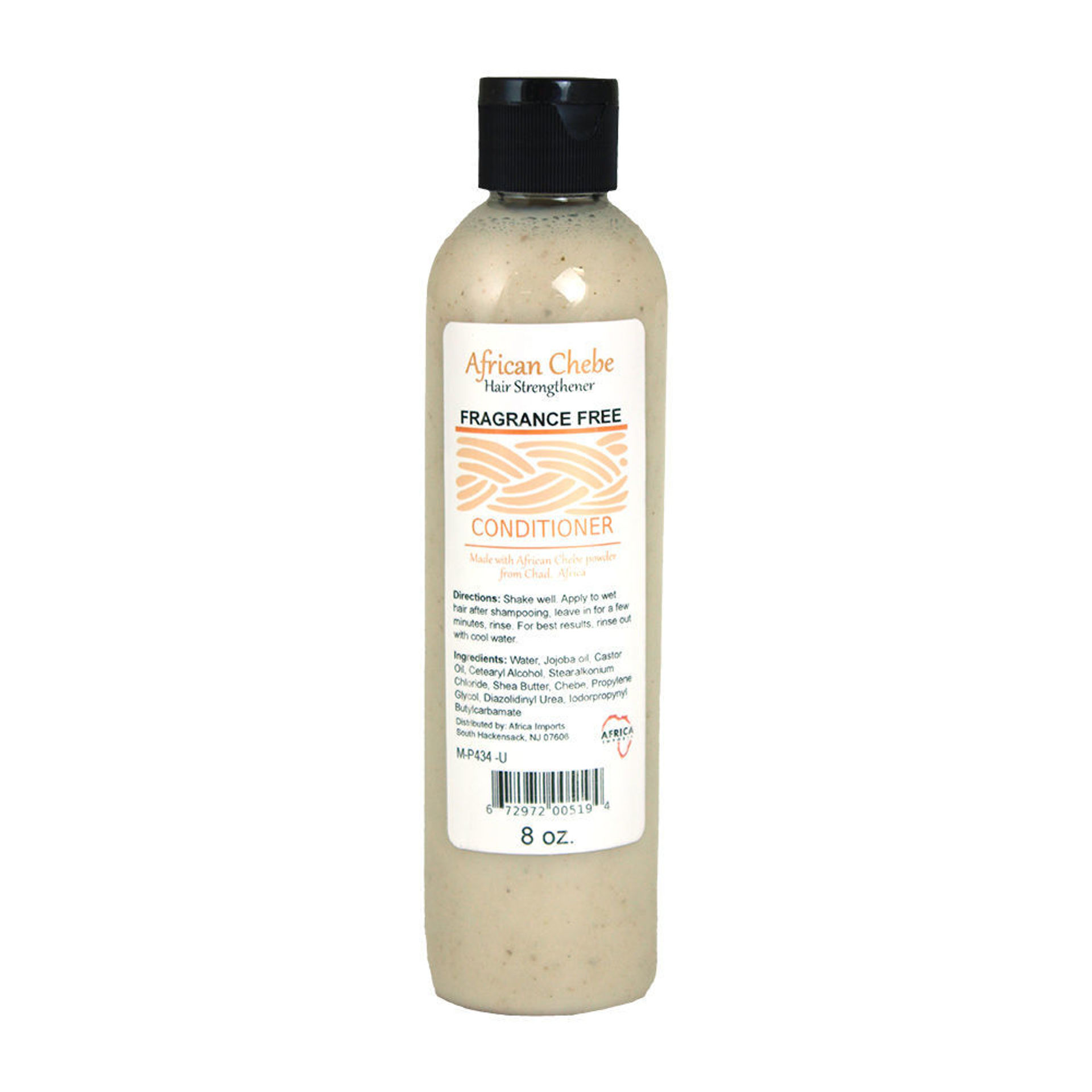 Picture of Unscented Chebe Conditioner - 8 oz.