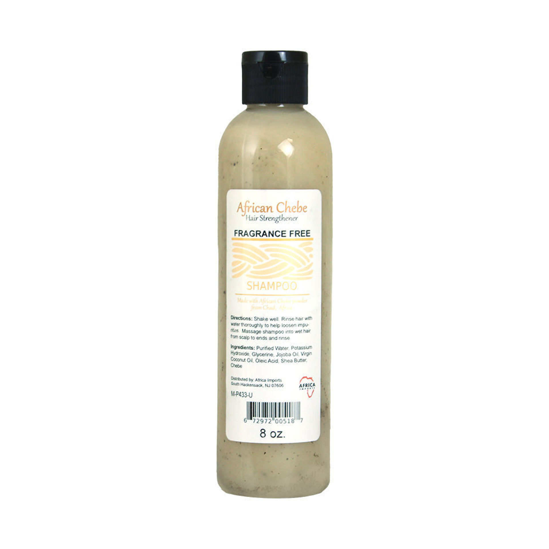 Picture of Unscented Chebe Shampoo - 8 oz.
