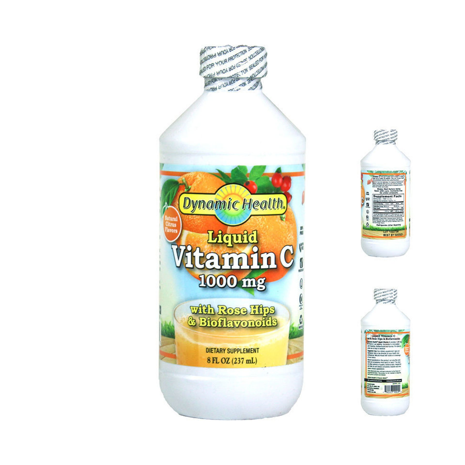 Picture of Liquid Vitamin C - 8 oz.