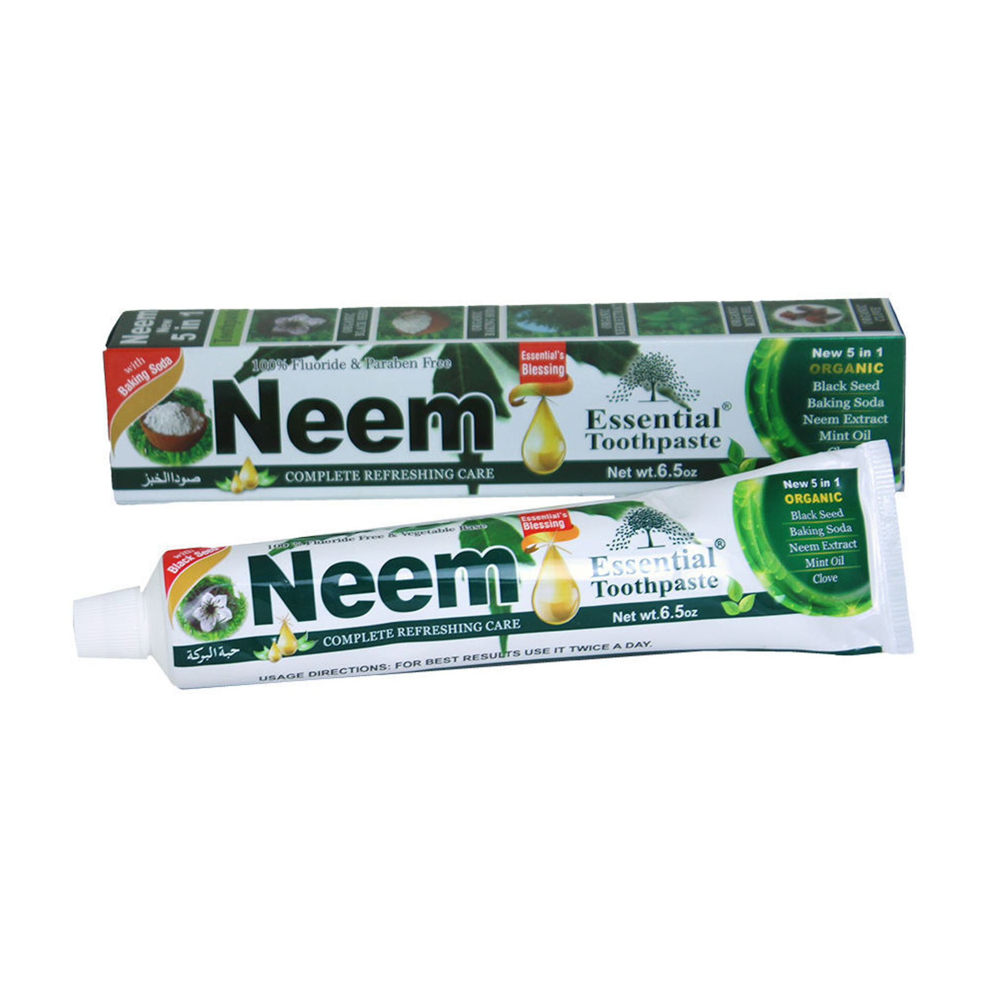 Picture of Neem Essential Toothpaste
