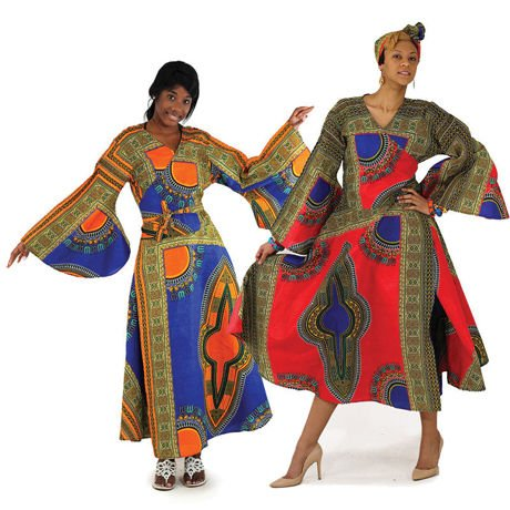 Picture for category Women's African Clothing