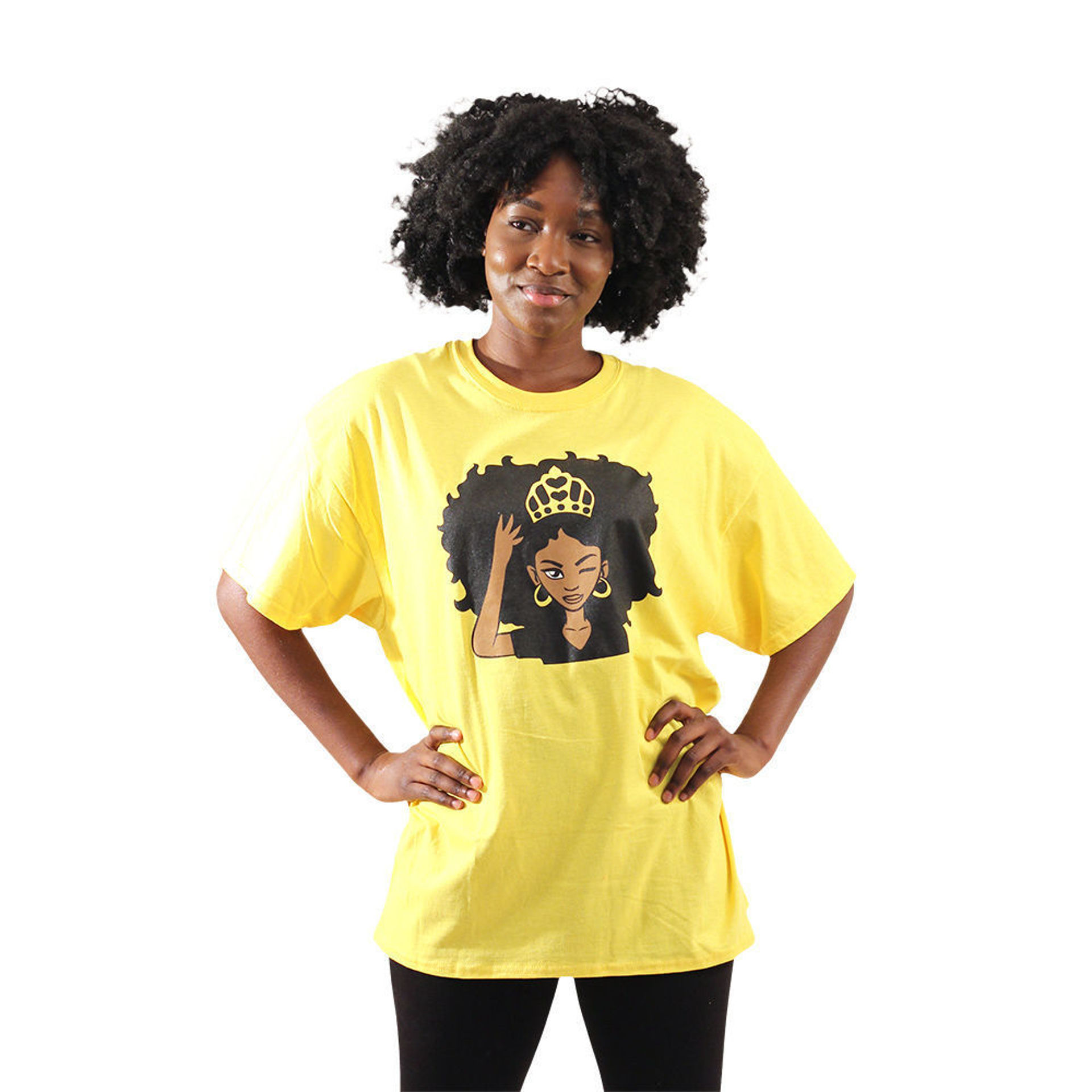 Picture of Royal Wink T-Shirt