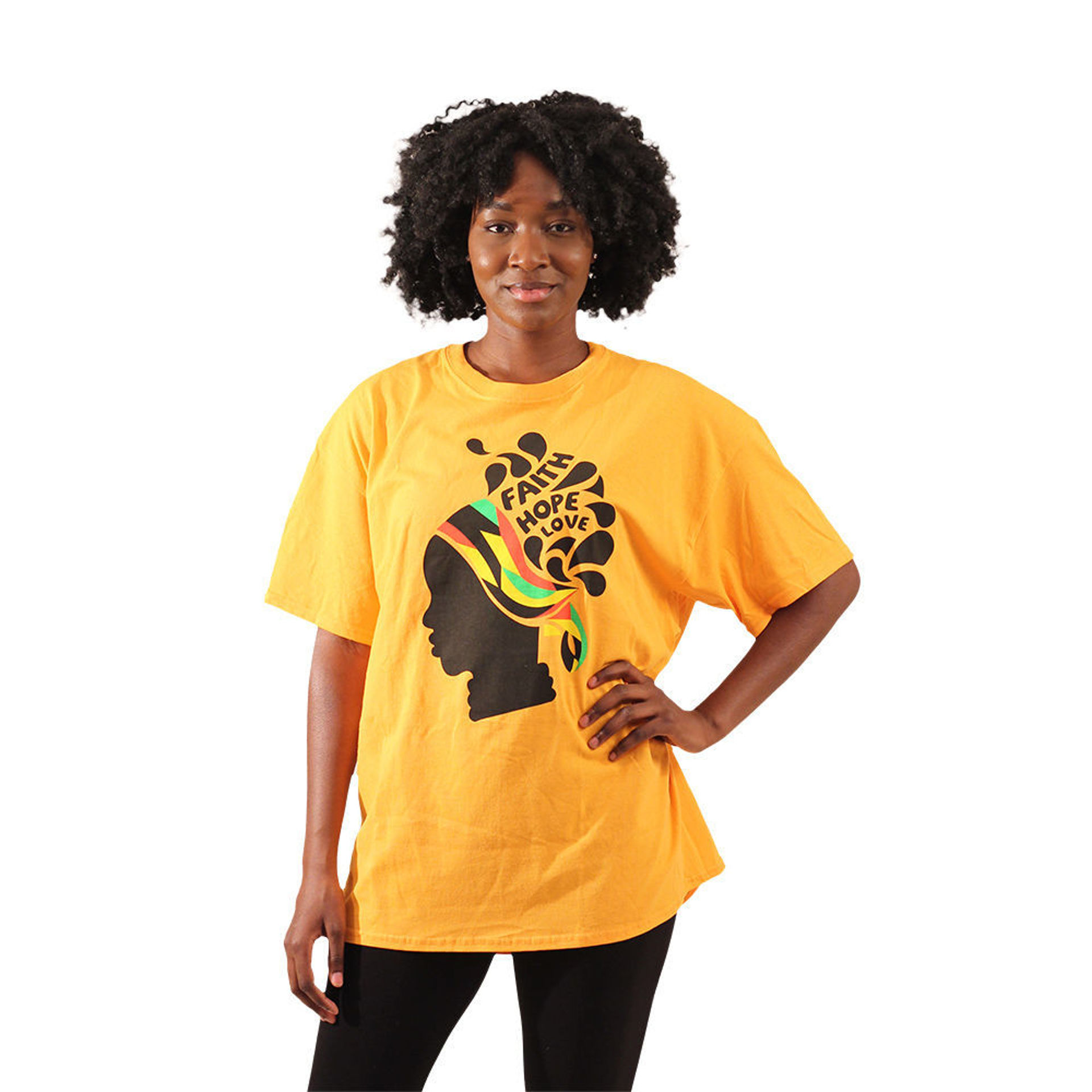 Picture of Faith Hope Love T-Shirt