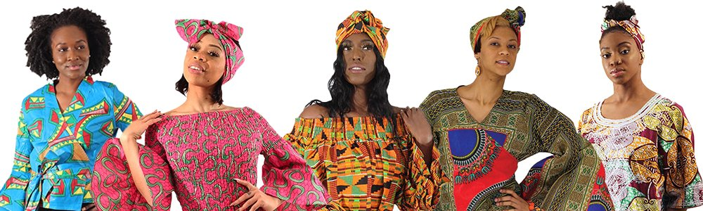 African Dresses For Ladies