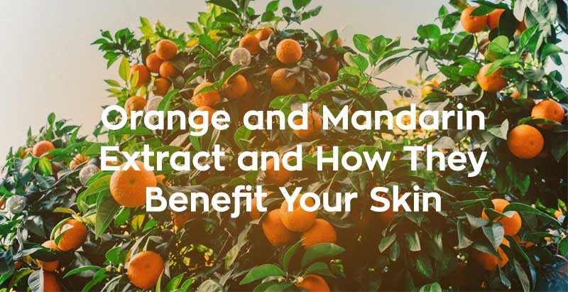 Orange and Mandarin Extract Benefits