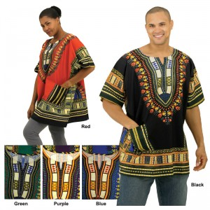 C-U932 King Size Traditional Dashiki