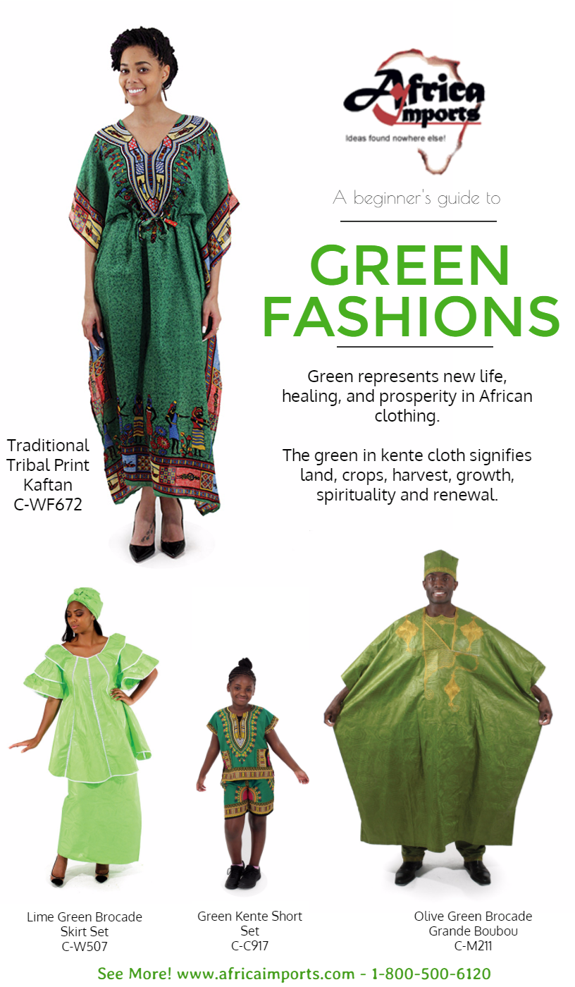 Green African Fashions